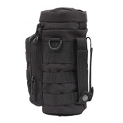 MOLLE Compatible Water Bottle Pouch - Side View