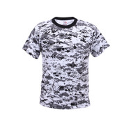 Kids City Digital Camo T Shirt - Front View