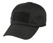 Black Tactical Operator Cap