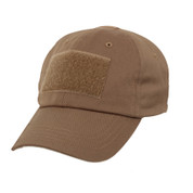 Coyote Brown Tactical Operator Cap