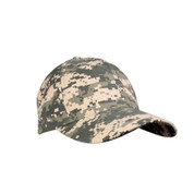 ACU Digital Camo Supreme Low Profile Baseball Cap