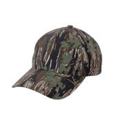 Smokey Branch Camo Supreme Baseball Cap - Front View
