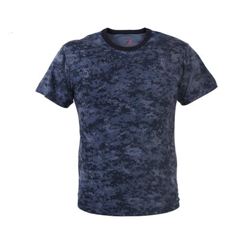 Midnight Digital T Shirts - View