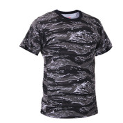 Rothco Urban Tiger Stripe Camo T Shirt - View