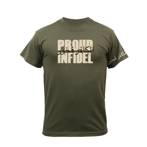 Rothco Infidel T Shirt - View
