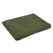 Olive Drab Rescue Survival Blanket - View