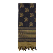 Spartan Shemagh Tactical Desert Scarf - Olive Drab