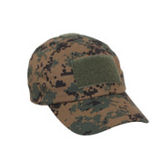 Woodland Digital Tactical Operator Cap-Free Shipping
