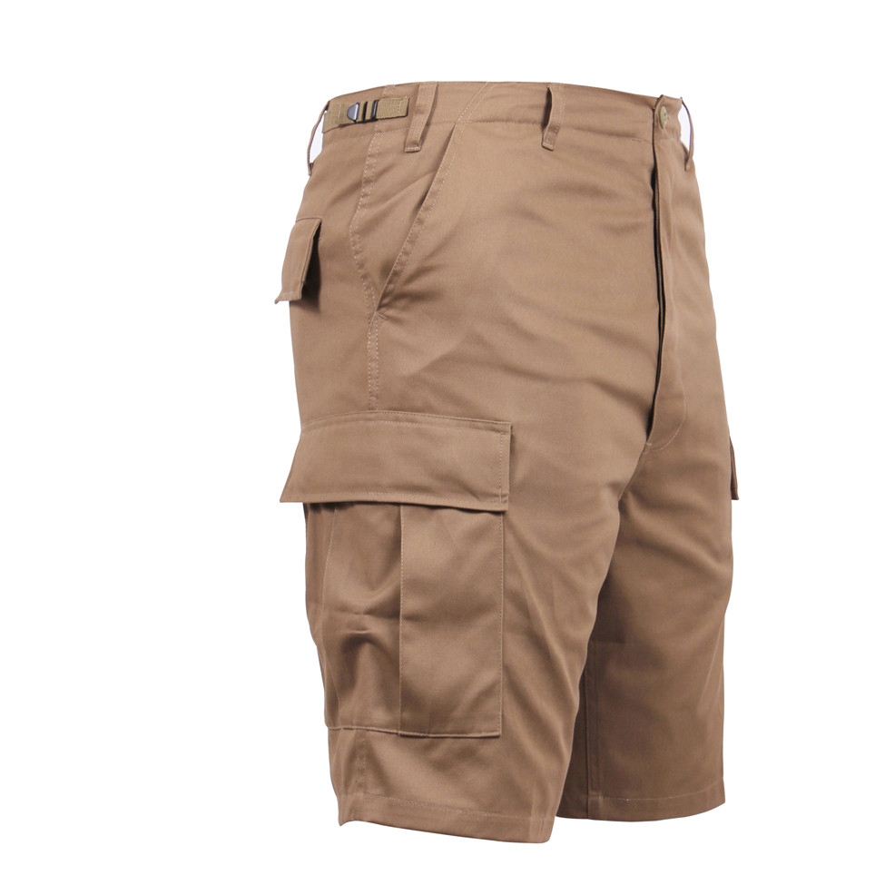 Shop Military Coyote Brown BDU Shorts - Fatigues Army Navy Gear 6dac65cb6cb4
