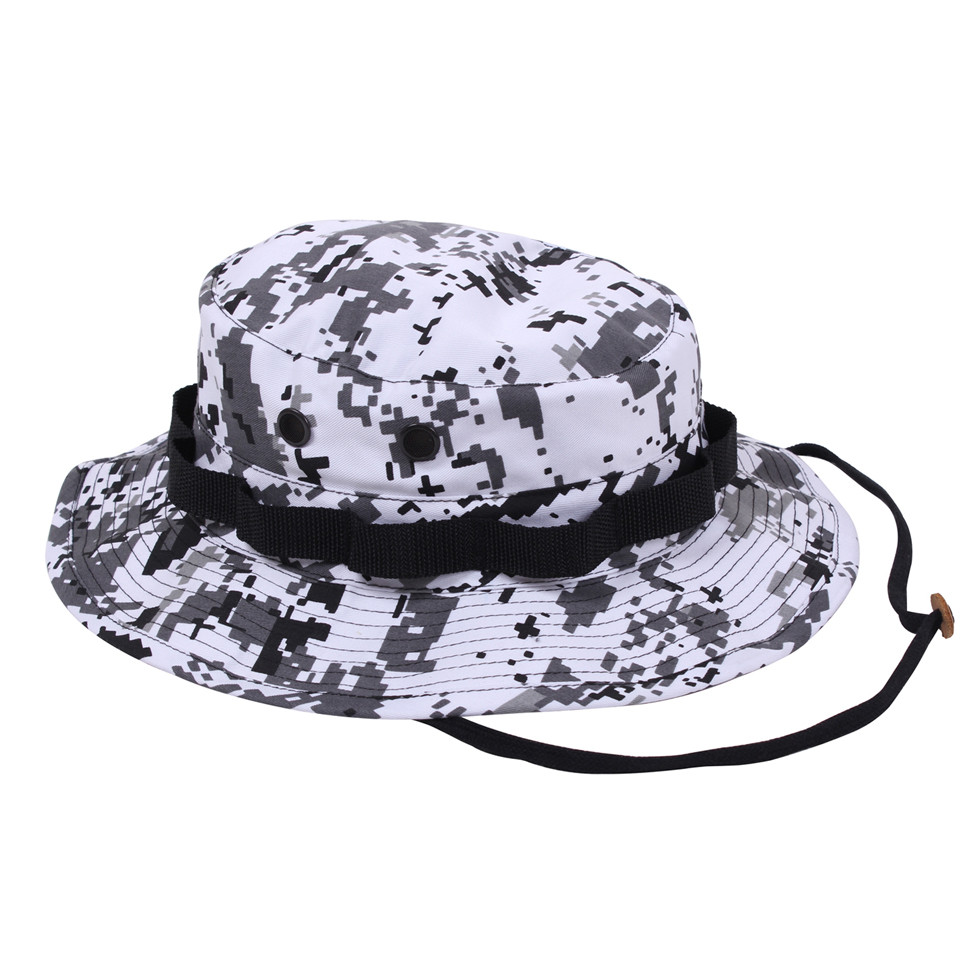 cdb836e950dce Shop City Digital Camo Boonie Hats - Fatigues Army Navy Gear