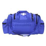 Deluxe Blue EMT Bag - Front View