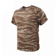 Rothco Desert Tiger Stripe Camo T Shirt - View