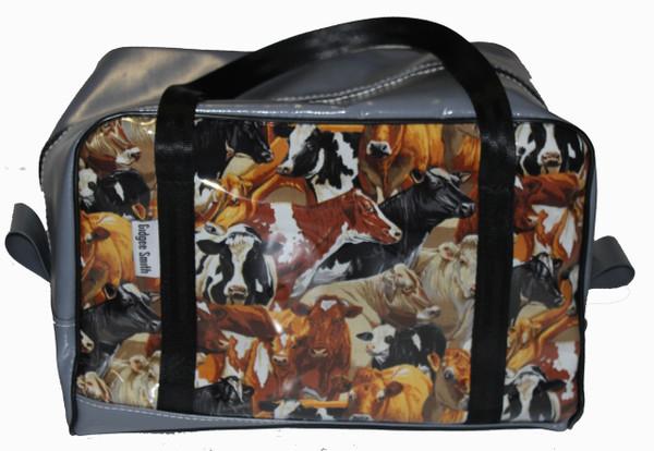 Dance Bag Fabric/PVC