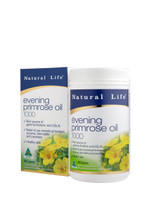 Natural Life Evening Primrose Oil 1000mg 360 Capsules