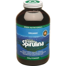 Green Nutritionals Mountain Organic Spirulina