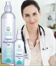 Organic Magnesium Oil - Amazing Oils