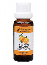 Vrindavan 100% Pure Sweet Orange Essential Oil