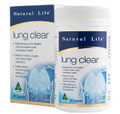 Natural Life Lung Clear 90 Capsules