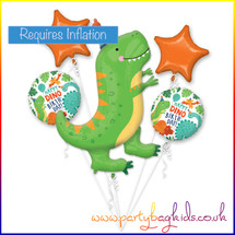 Dinosaur Balloon Bouquet Kit