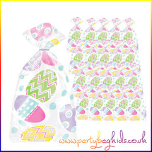 Easter Cello Treat Bag Main Image