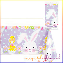 Lilac Easter Table Cover