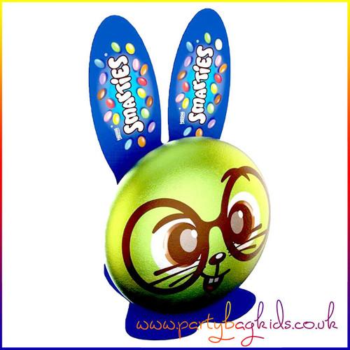 Smarties Chocolate Gift Bunny