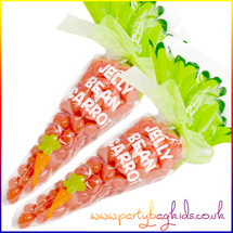 Easter Sweets: Jelly Bean Carrot x2