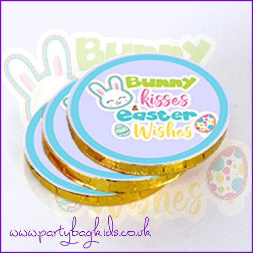 Easter Chocolate Coins