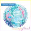 """Mermaid 18"""" Foil Balloon"""