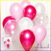 Pink Balloon Cluster Kit