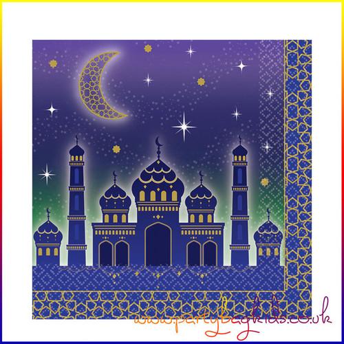 Eid Themed Luncheon Napkin