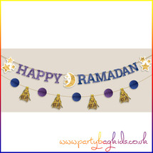 Happy Ramadan Banner
