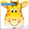 "Giraffe Super Shape Foil Balloon 32"""