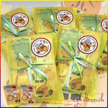 Safari Animals Personalised Party Bag