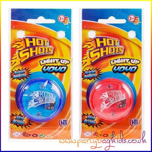 Hot Shots Light Up Yo you