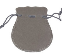 Grey Pirates Treasure Pouch