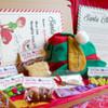 Santa's letter box contents