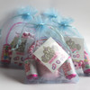 Pamper Party Bag in Blue