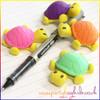 Cute Turtle Erasers