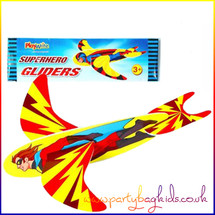Super Hero Gliders