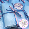 Fairy Wings in Blue Close Up