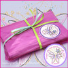 Whimsical Wings Party Bag in Hot Pink Cello
