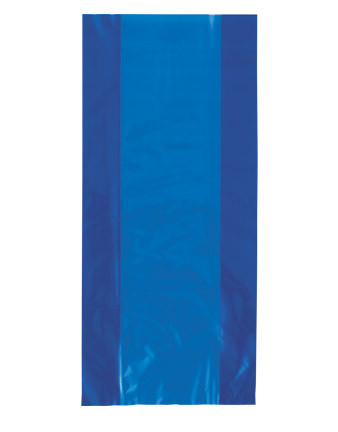 Royal Blue Celo Party Bag