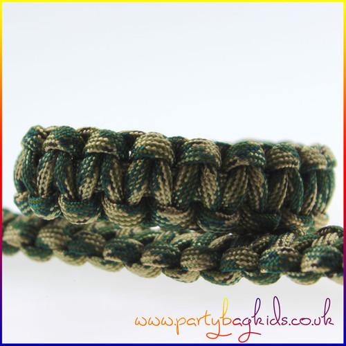 Boys Paracord Survival Bracelet