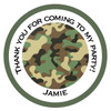 Camouflage Badge Design