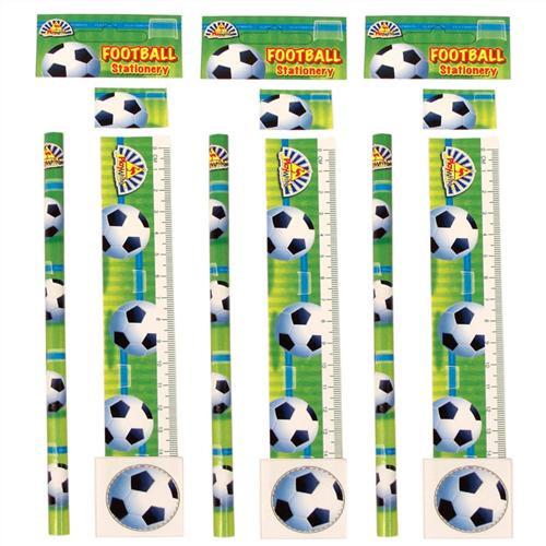 Football stationary set