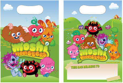 Moshi Monster Party Bag