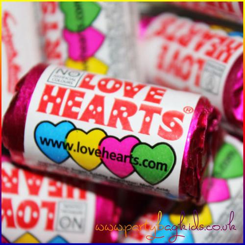 Love Hearts (mini)