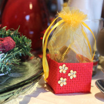 Christmas Favour Basket