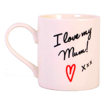 I Love My Mum Gift Boxed Mug